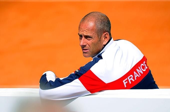 Матч против США стал 38-м и последним для Ги Форже на капитанском мостике сборной Франции