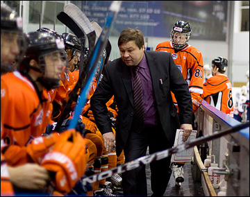Олег Кряжев и его команда