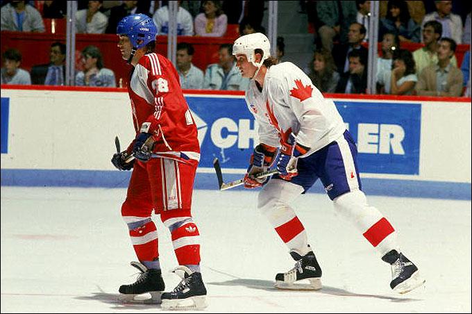 Кубок Канады-1987. Марио Лемье