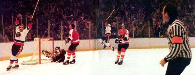 """Фрагменты сезона. 24 мая 1980 года. Финал. """"Нью-Йорк Айлендерс"""" - """"Филадельфия Флайерз""""."""