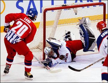 Солт-Лейк-Сити-2002. 1/4 финала. Россия — Чехия — 1:0