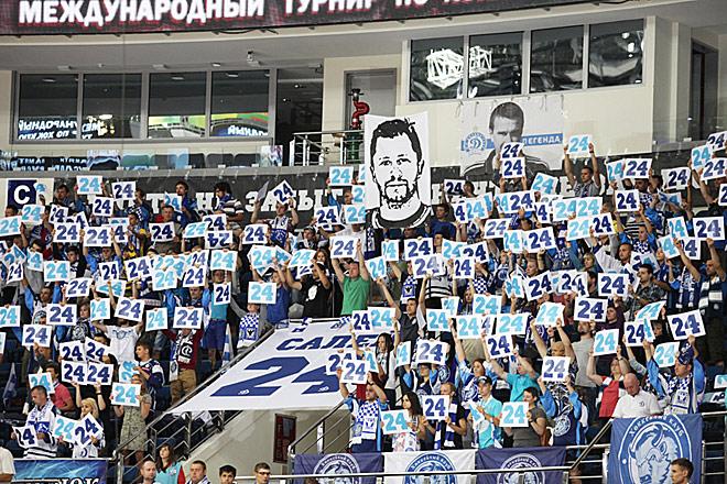В Минске стартовал Турнир памяти Руслана Салея