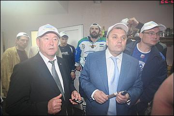 Рамиль Усманов и Олег Аминов