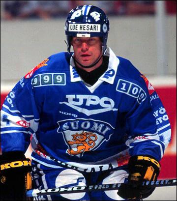 Раймо Хелминен в сборной Финляндии
