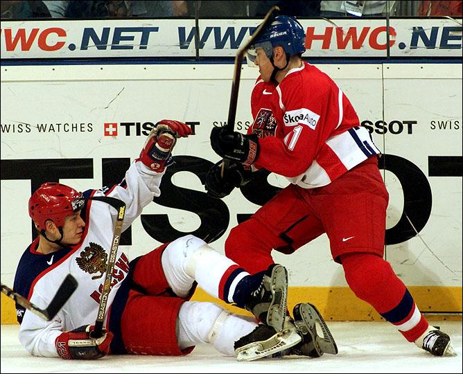 Хоккей. История чемпионатов мира. Часть 17. ЧМ-1997. Фото 04.