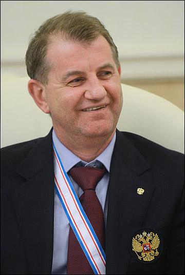 Главный тренер женской сборной России Михаил Чеканов