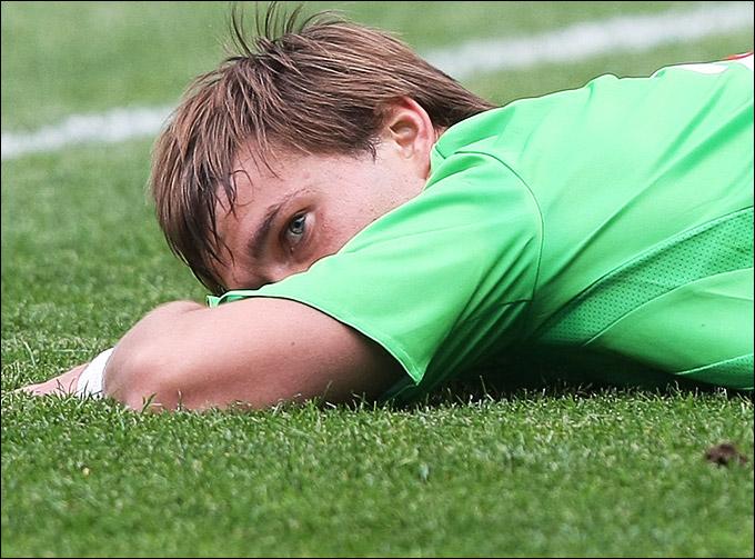 Травма Дмитрия Сычёва в Казани перед стартом Лиги чемпионов