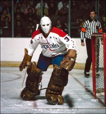"""""""Вашингтон Кэпиталз"""": первые матчи в НХЛ"""