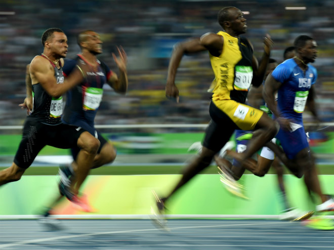 Усэйн Болт выиграл первое золото Олимпиады-2016