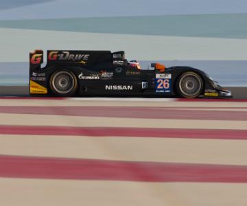 Роман Русинов на этапе FIA WEC в Бахрейне