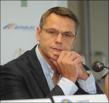 Помощник Андрея Назарова Александр Годынюк