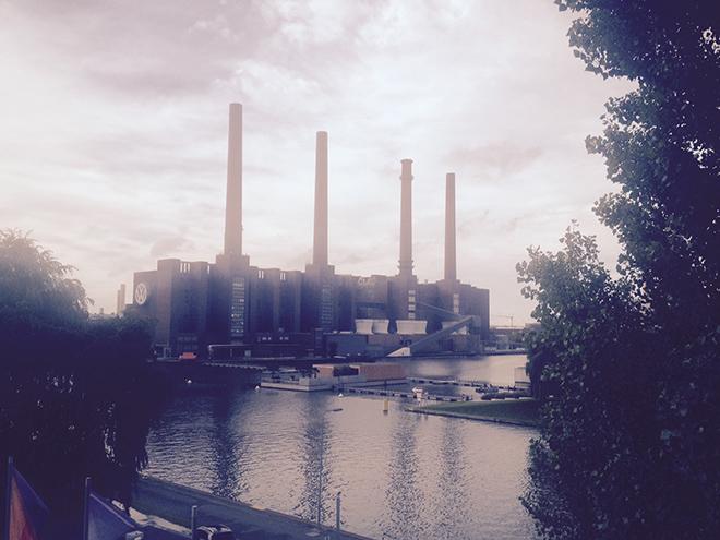 Завод «Фольксваген»