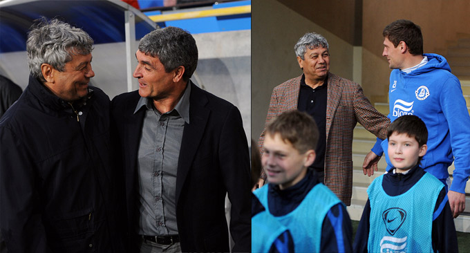 Луческу с Рамосом и Селезнёвым