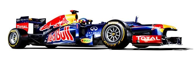 Новый Red Bull RB8