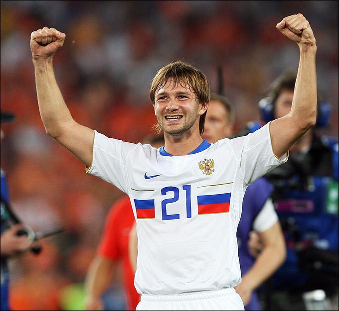 Дмитрий Сычёв на Евро-2008
