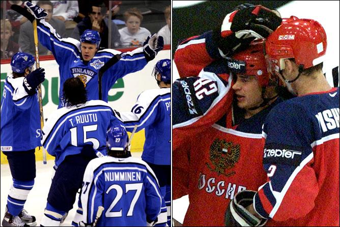 Хоккей. История чемпионатов мира. Часть 18. ЧМ-1998. Фото 03.