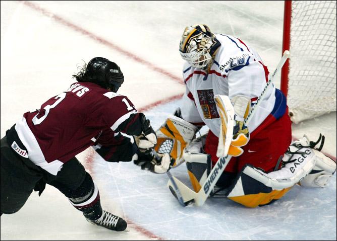 Хоккей. История чемпионатов мира. Часть 18. ЧМ-1998. Фото 04.