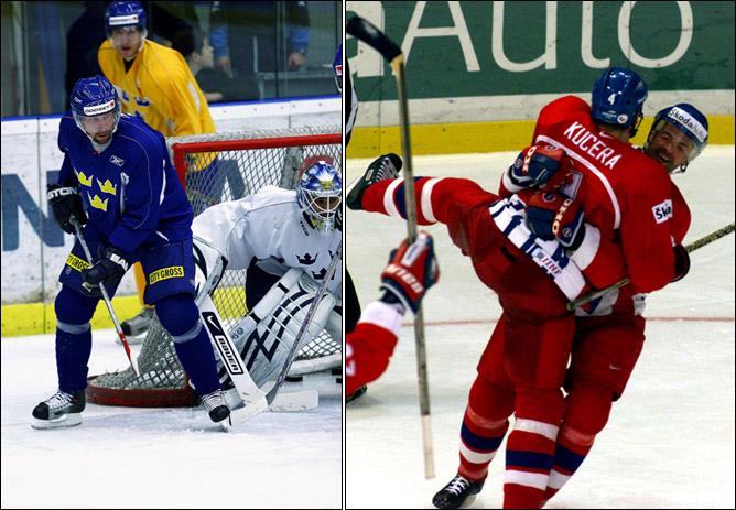 Хоккей. История чемпионатов мира. Часть 18. ЧМ-1998. Фото 05.