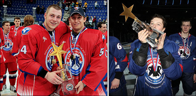 Евгений Кунаев — двукратный обладатель Кубка Вызова