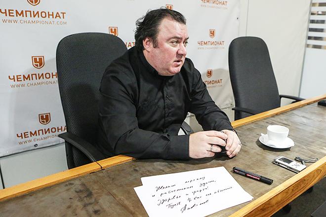 """Алексей Сафонов: """"На данный момент Чорлука на голову сильнее Кверквелии""""."""