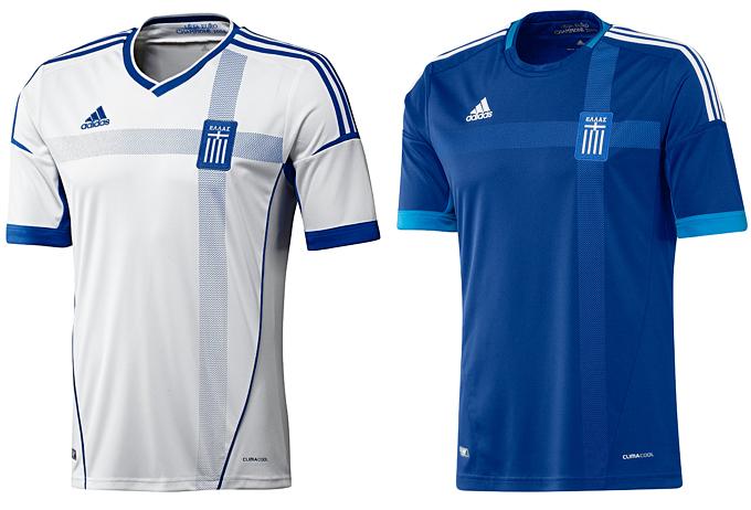 Форма сборной Греции