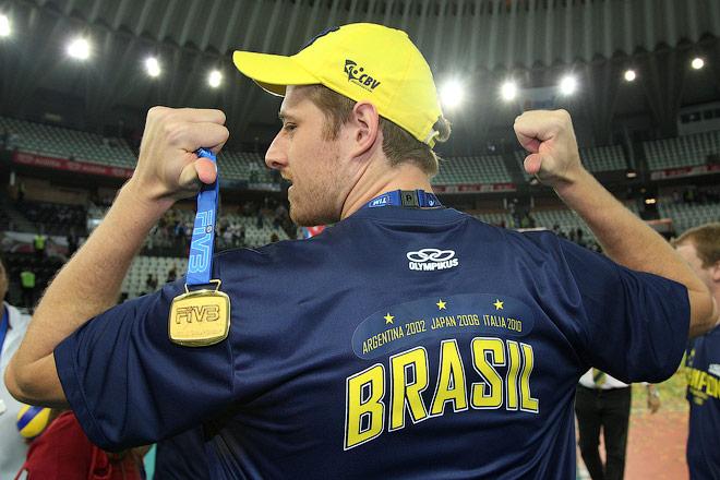 Мурило – двукратный чемпион мира