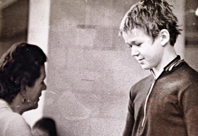 1978 год. Дмитрий Волков выиграл чемпионат Москвы на дистанции 200 метров брассом