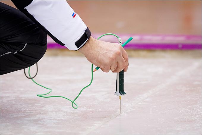 Температура льда – фактор, способный в одночасье принести или отобрать олимпийские медали