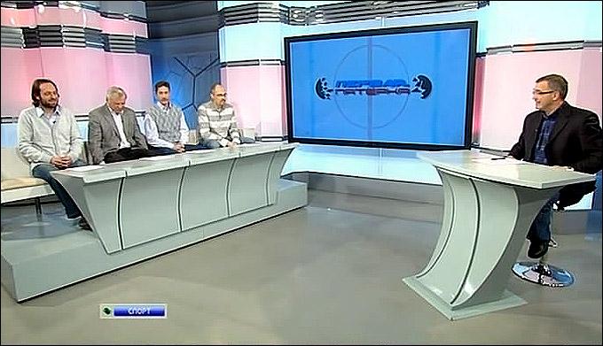 """""""Первая Пятерка"""". Студия"""