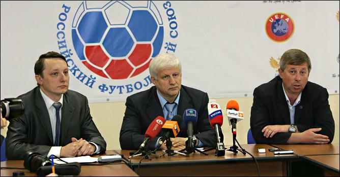 Пресс-конференция Сергея Фурсенко и Александра Шагова. 16.05.2011