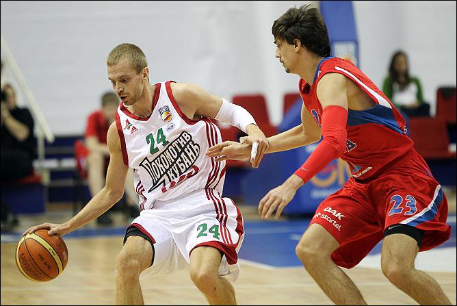 Алексей Суровцев и Алексей Швед