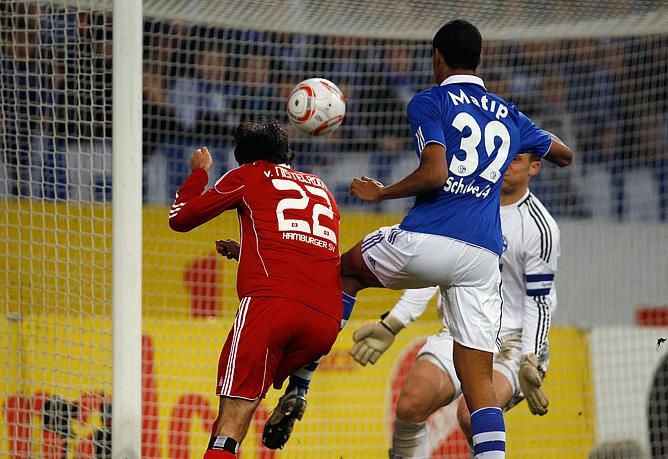 Так был забит единственный гол в этом матче.