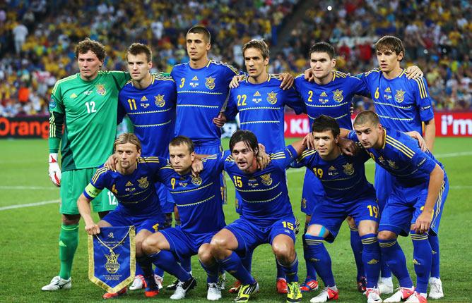 Костяк этой сборной будет бороться за путёвку на ЧМ-2014