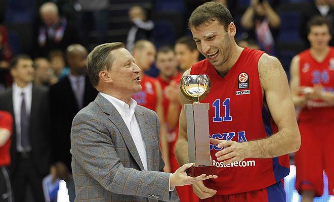 Сергей Иванов и Манучар Маркоишвили