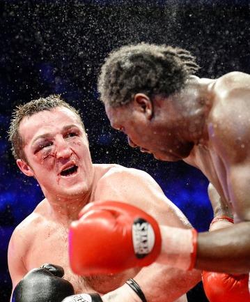 17 мая. Москва, Россия. Гильермо Джонс (Панама) – Денис Лебедев (Россия) – KO 11