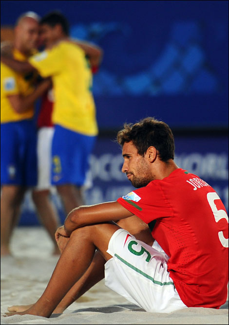 Португалия вновь у разбитого корыта. На пятом Кубке мира подряд