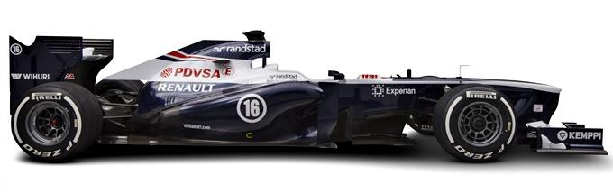 """Новый """"Уильямс"""" FW35"""