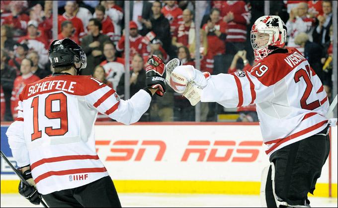 6 февраля 2012 года. Калгари. Молодежный чемпионат мира. Матч за 3-е место. Канада — Финляндия — 4:0