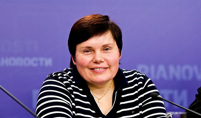 Кладия Майорова — главный тренер сборной России по бадминтону