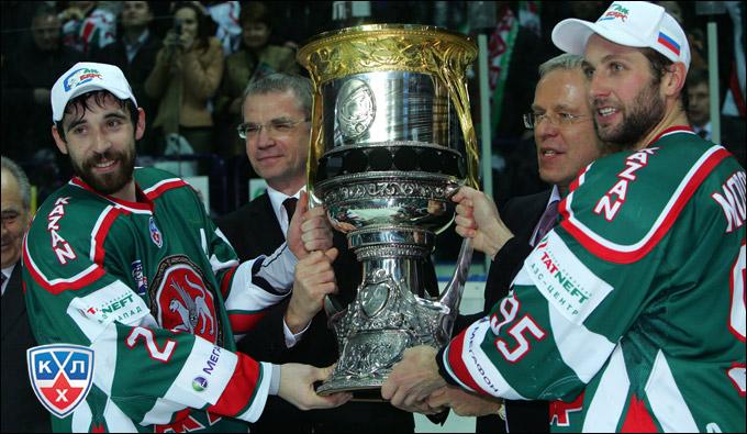 В Казани строят совершенно новую команду