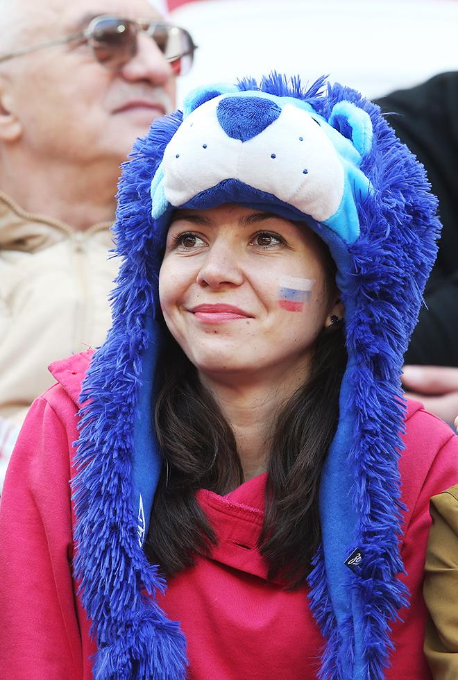 В Казани на финале Кубка