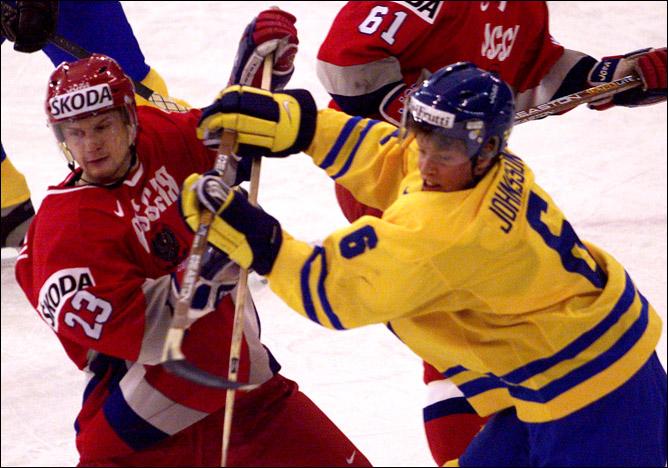 Хоккей. История чемпионатов мира. Часть 19. ЧМ-1999. Фото 04.