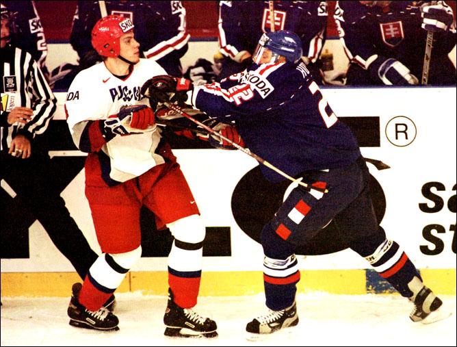Хоккей. История чемпионатов мира. Часть 19. ЧМ-1999. Фото 05.