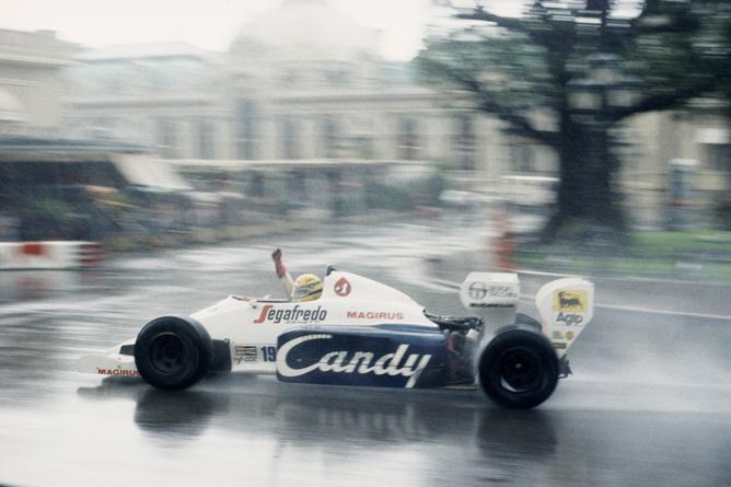 Гран-при Монако 1984