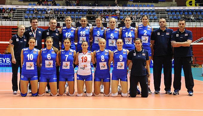 Сборная Сербии – чемпион Европы-2011