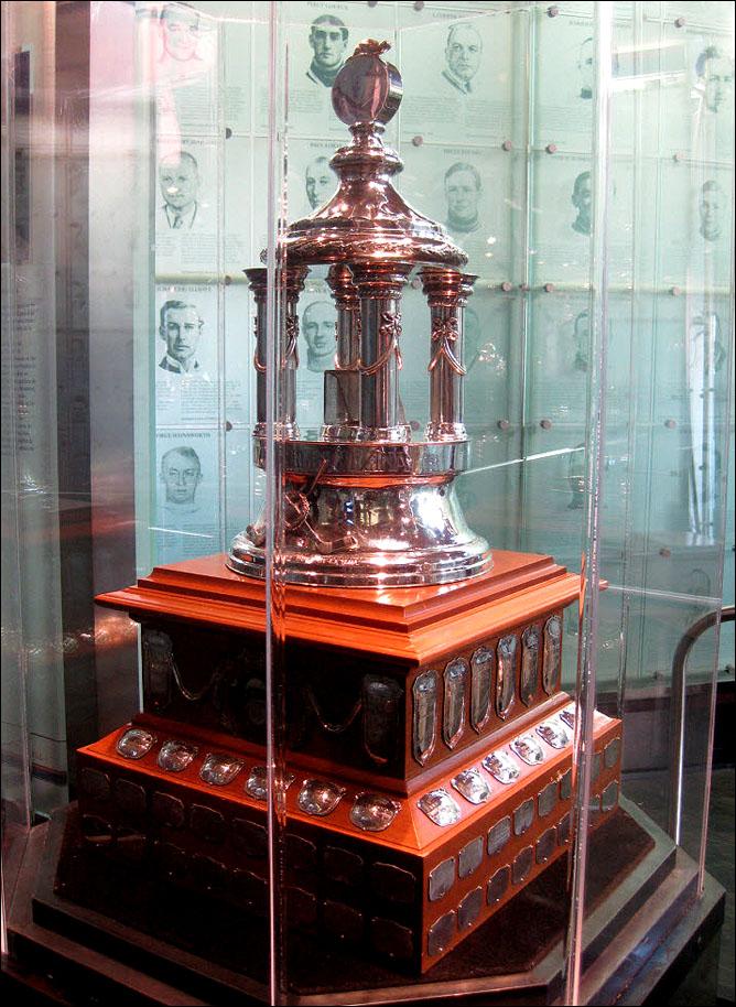 Трофеи НХЛ-2010. Фото 01.