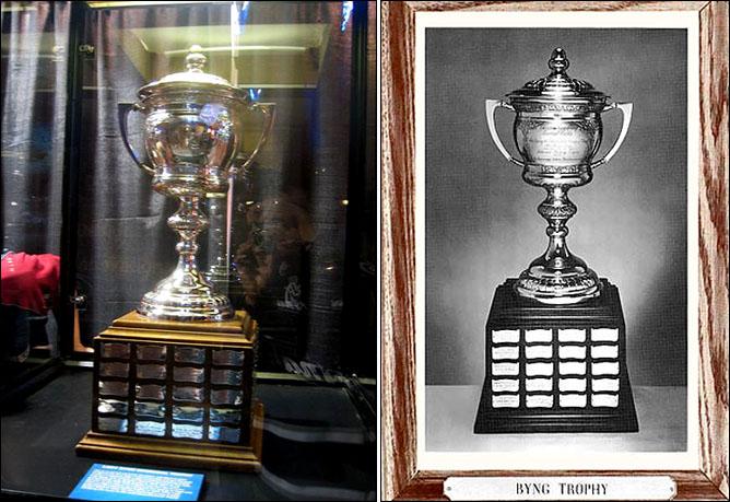 Трофеи НХЛ-2010. Фото 06.