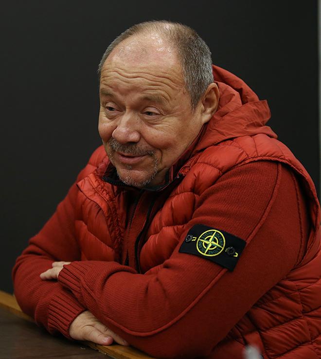 Алексей Маклаков в гостях у «Чемпионата»