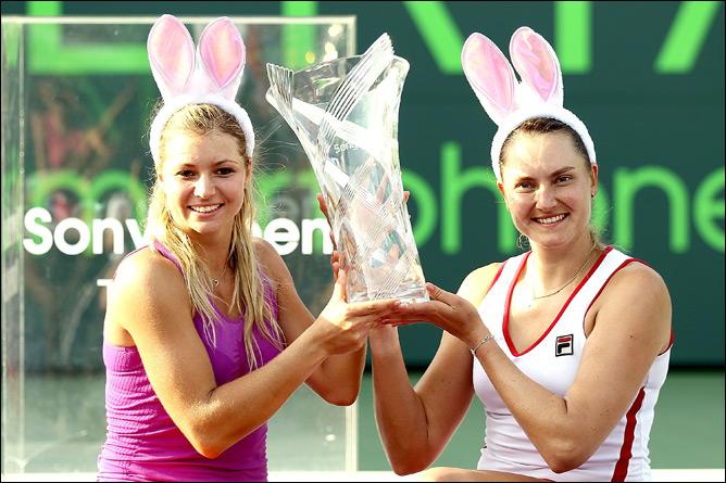 Мария и Надежда завоевали первый совместный титул с 2009 года