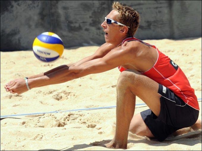 Константин Семёнов – одна из наших главных олимпийских надежд в пляжном волейболе
